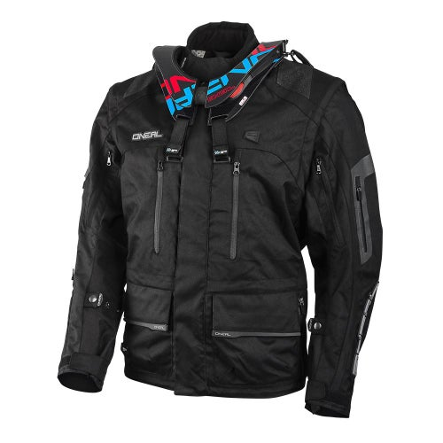 Enduro Jacket O Neal Baja Racing Enduro Moveo Jacket - Black