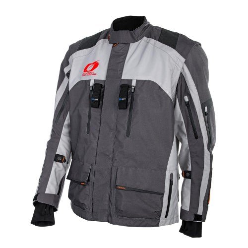 Enduro Jacket O Neal Baja Racing Enduro Moveo Jacket - Gray