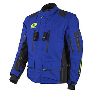 O Neal Baja Racing Enduro Moveo Enduro Jacket - Blue