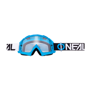 O Neal B-10 Twoface Motocross Goggles - Blue