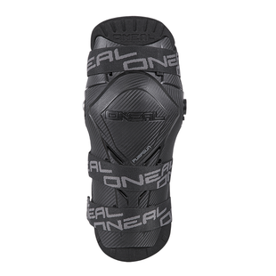 O Neal Pumpgun Mx Carbon Look Knee Protection - Black