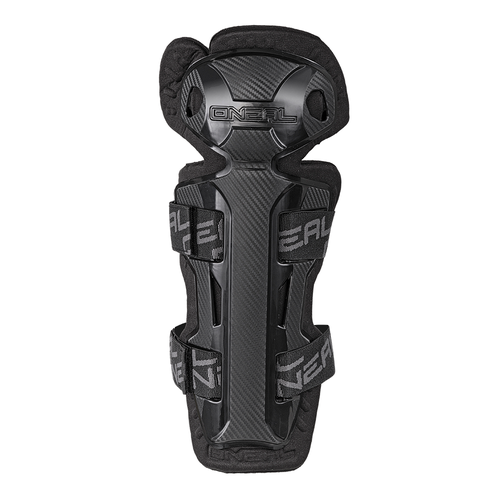 Ginocchiere O Neal Pro Ii Rl Carbon Look Knee Cups - Black