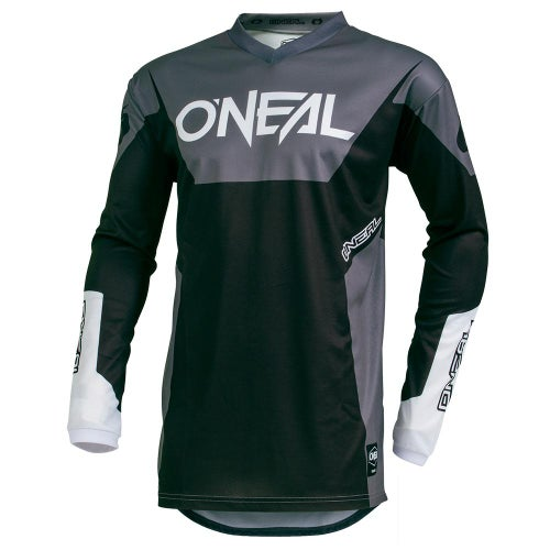 O Neal Element Jersey Racewear Motocross Jerseys - Black