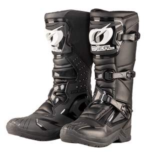 O Neal Rsx Boot Motocross Boots - Black