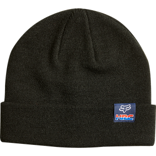 Fox Racing HRC Roll MX Track Beanie Beanie - Black