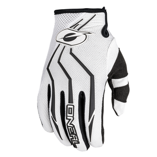 O Neal Element Glove Motocross Gloves - White