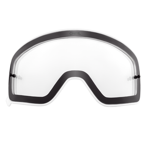 O Neal B50 Goggles White Spare Lens Motocross Goggle Lense - Clear
