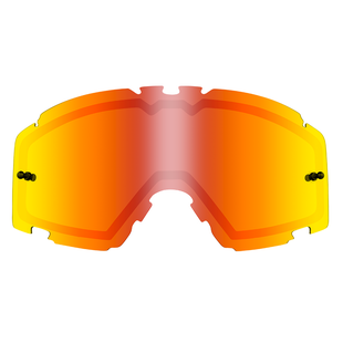 O Neal B-30 Double YOUTH MX Goggle Linse - Radium Red
