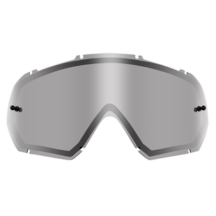 O Neal B10 Double MX Goggle Linse - Grey