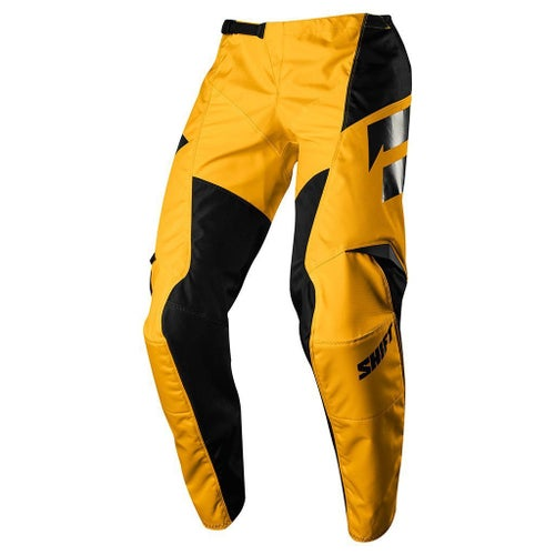 Shift WHIT3 LABEL YOUTH Ninety Seven Motocross Pants MX Bukser - Yellow