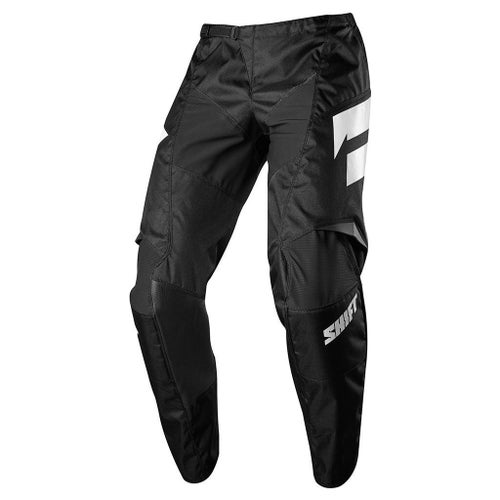 Shift WHIT3 LABEL YOUTH Ninety Seven Motocross Pants Boys Motocross Pants - Black