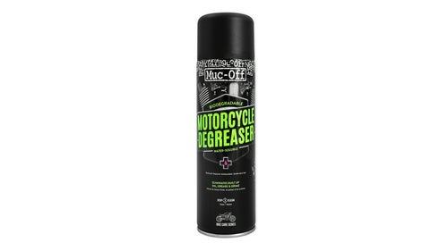 Muc Off Motorcycle Degreaser Bio Aerosol Chain & Engine Degreaser - 500ml