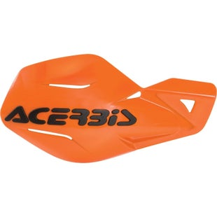 Acerbis Uniko Handguard MX Hand Guard - Orange