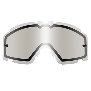 O Neal B-30 Double YOUTH Motocross Goggle Lense - Gray
