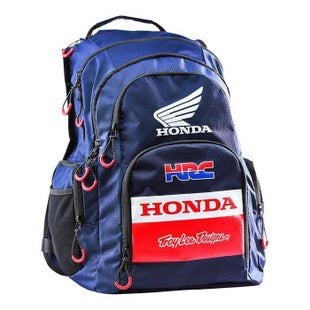 Troy Lee Honda Wing Genesis Backpack - Navy