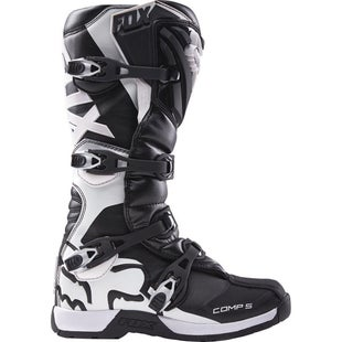Fox Racing Comp 5 Motocross Boots - Black