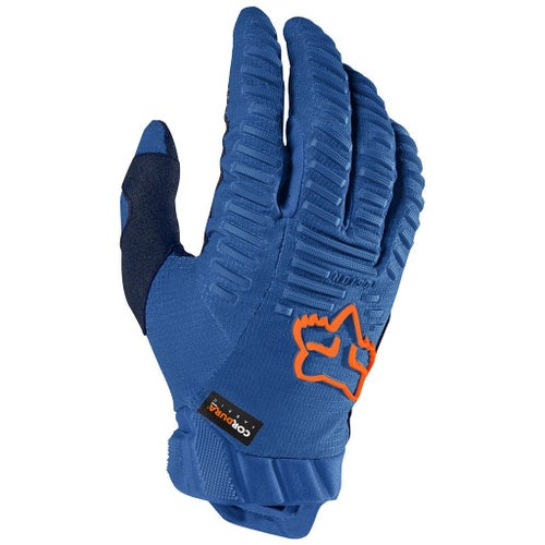 Fox Racing Legion Motocross Gloves - Blue
