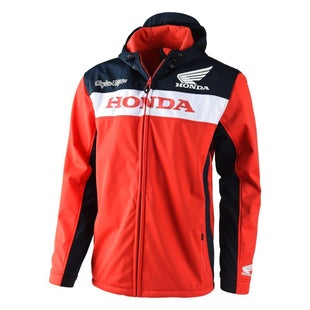 Troy Lee Honda Tech Jacket MX Jacket - Red