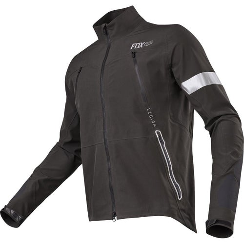 Fox Racing Legion Downpour Waterproof Enduro Jacket - Charcoal