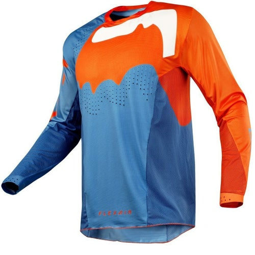 Fox Racing Flexair Hifeye Motocross Jerseys - Orange