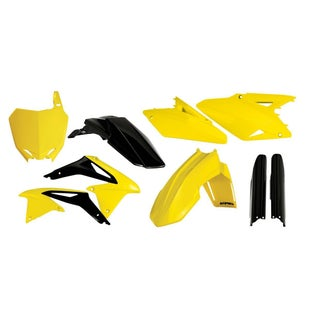 Acerbis Full Plastic Kit Suzuki RMZ 450 0817 Plastic Kit - Replica14