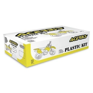 Acerbis Full Plastic Kit Suzuki RMZ 250 1017 Plastic Kit - Replica17