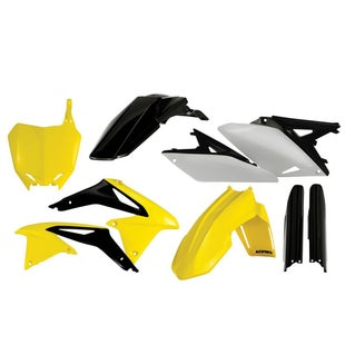 Acerbis Full Plastic Kit Suzuki RMZ 250 1017 Plastic Kit - Replica 13