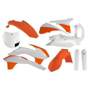 Acerbis Full Plastic Kit KTM SX 250 1516 Plastic Kit - Replica 15