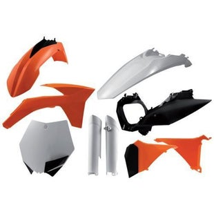 Acerbis Full Plastic Kit KTM SX 125 1617 Plastic Kit - Replica 11