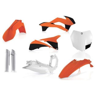 Acerbis Full Plastic Kit KTM SX 250 1314 Plastic Kit - Replica 14