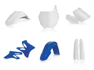 Acerbis Full Plastic Kit Yamaha YZ 125 0614 Plastic Kit - Replica 13