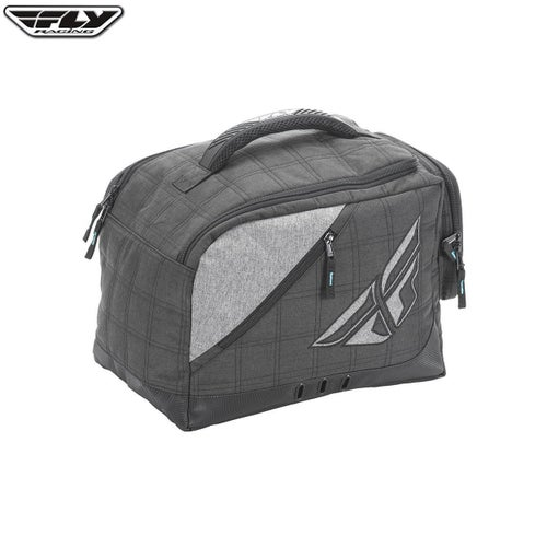 Helmet Bag Fly Garage Kit - Black Grey