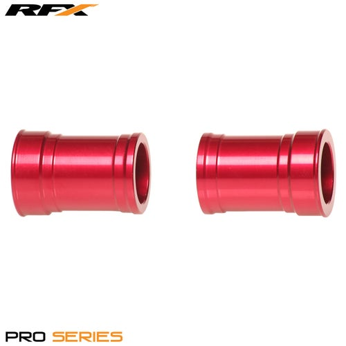 RFX Rfx Pro Wheel Spacers Front (red) Suzuki Rm125/250 01-08 Wheel Spacer - Red