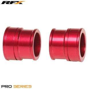 RFX Rfx Pro Wheel Spacers Front (red) Suzuki Rmz250 07-16 Rmz450 05- Wheel Spacer - Red