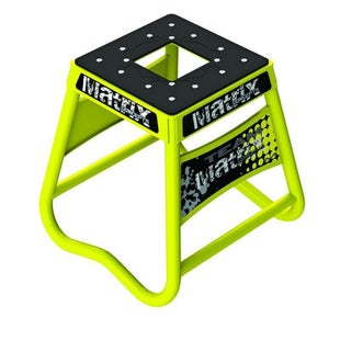 Matrix A2 Aluminum Stand Box Stand - Yellow