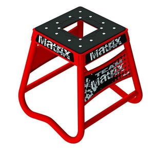 Box Stand Matrix A2 Aluminum Stand - Red
