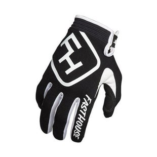 Fasthouse Speed Style YOUTH Boys Motocross Gloves - Black