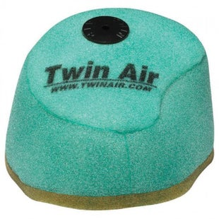 Twin Air filter Pre , Pre-Oiled Air Filter - Oiled Suzuki RMZ450 2018