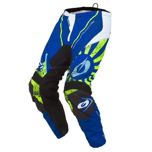 O Neal Element Pants Zen Motocross Pants - Blue