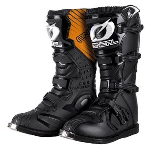 O Neal Rider Boot Motocross Boots - Black