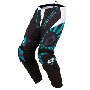 O Neal Element Pants Zen Motocross Pants - Teal