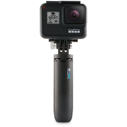GoPro Shorty Mini Extension Pole Tripod Mount Camera Accessory - Black