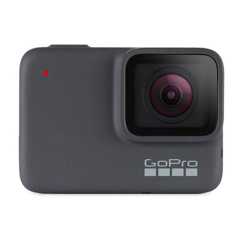 GoPro Hero7 Silver Action Camera - Silver