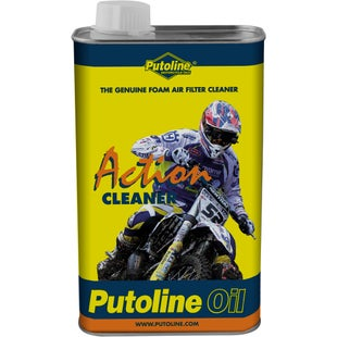 Putoline Action Fluid 1 Ltr Air Filter Oil - Clear