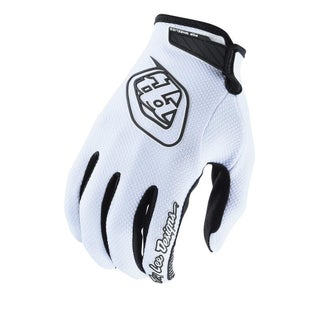 Troy Lee AIR MX Motocross Gloves Motocross Gloves - White
