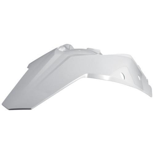 Acerbis Rear Fender Side Cowlings EXC450 EXC530 XCW 0811 Rear Fender Plastic - White