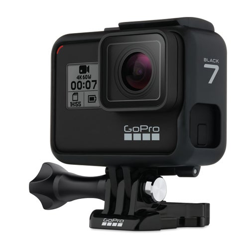 GoPro Hero7 Black Action Camera - Black