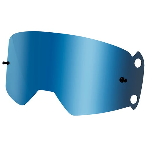 Fox Racing Vue Chrome Spark Motocross Goggle Lense - Blue