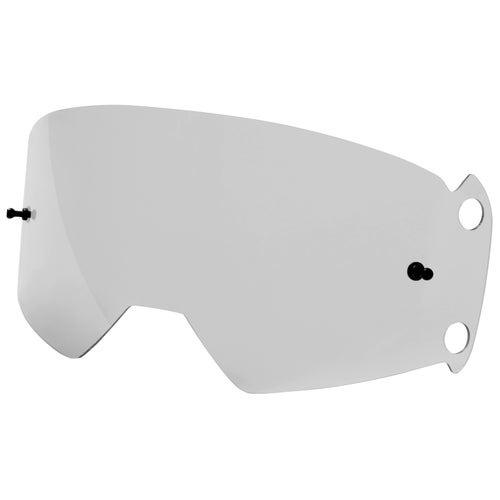 Fox Racing Vue Coloured MX Goggle Lens - Grey
