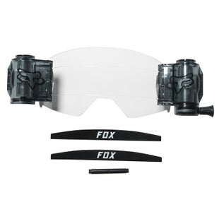 Fox Racing Vue Total Vision System MX Goggle Spares - Clear
